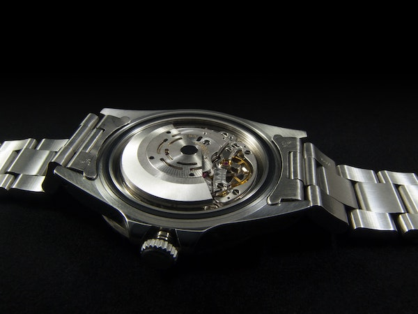 機械式時計の写真