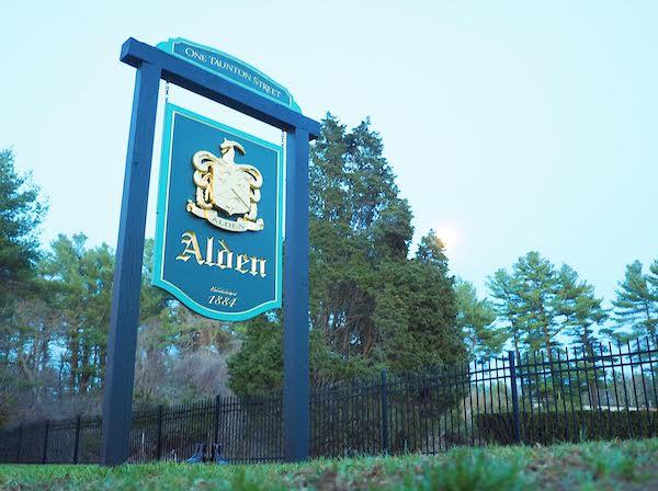 オールデン本社の写真