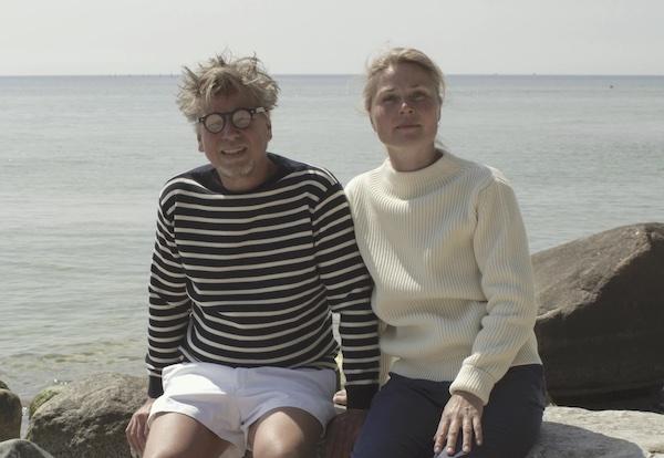 アンデルセン夫妻の画像