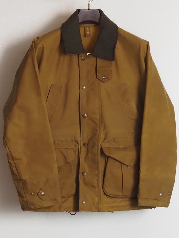 Tin cloth jacket