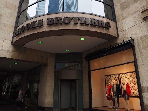 Brooks Brothersの画像