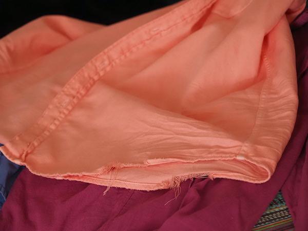 Lukeの裾