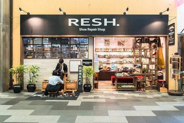 RESH.の店舗画像