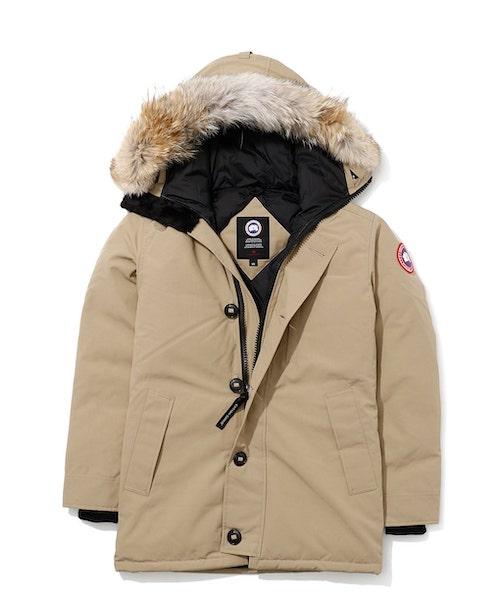 カナダグースのジャケット画像