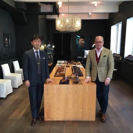 Hiro Yanagimachi trunk show