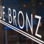 Blue Bronzeのロゴ