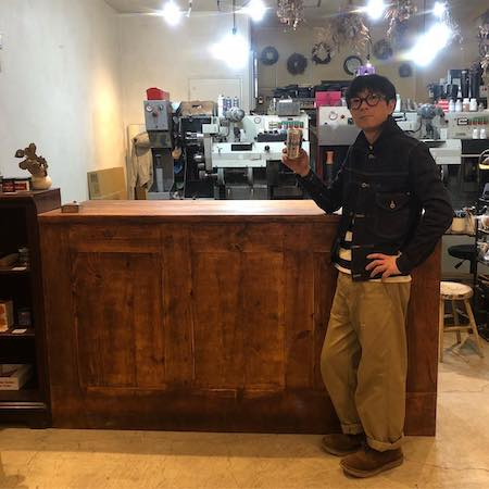 店長の柴谷さんの画像